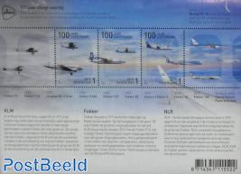 100 years aviation 3v m/s