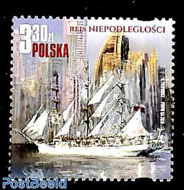 Sailingship independence 1v