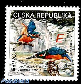 Europa, kingfishers 1v