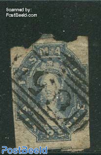 6p, Greyviolet, used