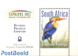 Kingfisher, Sapdapex s/s
