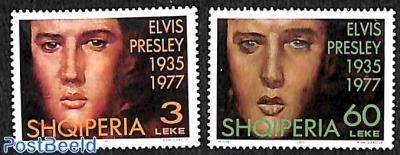 Elvis Presley 2v