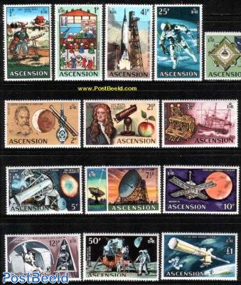 Definitives, space exploration 14v