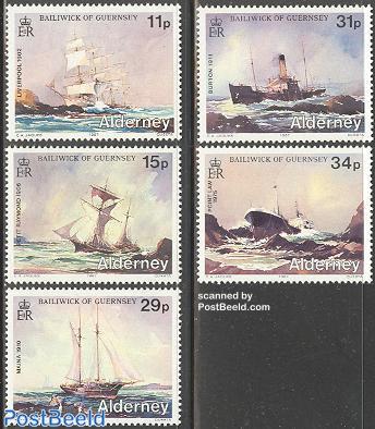 Shipwrecks 5v