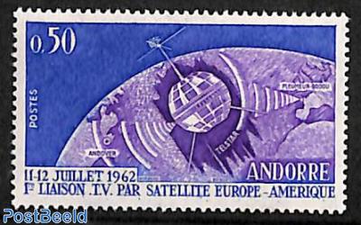 Telstar satellite 1v