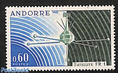 FR1 Satellite 1v