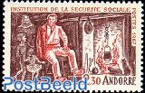 Social security 1v