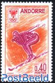 Olympic Winter Games, Grenoble 1v