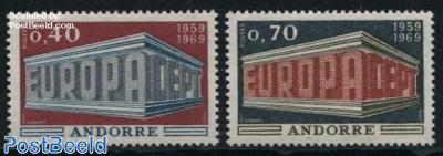 Europa CEPT 2v
