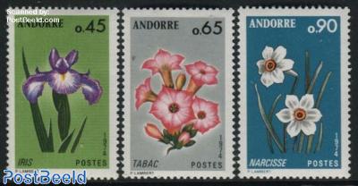 Flowers 3v