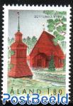 Sottunga church 1v