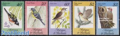 Singing birds 5v