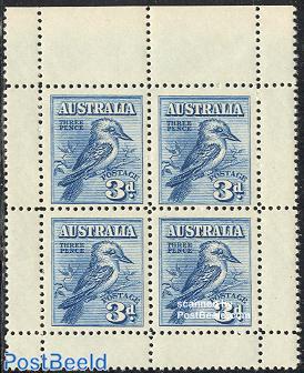 Kookaburra block