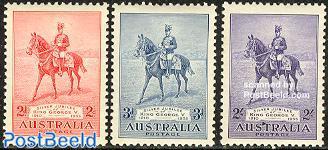 King George V 3v