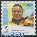 Jacqueline Freney 1v