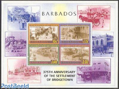 Bridgetown s/s