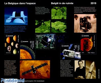 Belgium in space 5v m/s