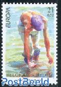 Europa, water 1v