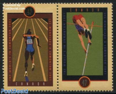 World Cup Athletics 2v [:]
