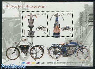 Motorcycles s/s