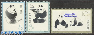 Panda bears 3v