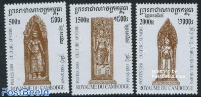 Khmer culture 3v