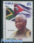 Diplomatic relations with South Africa 1v