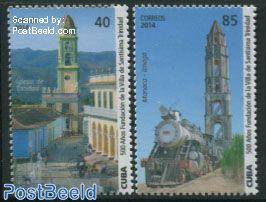 500 Years city of Santisima Trinidad 2v