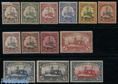 Marshall Inseln, ships 13v