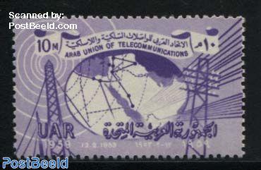 Arab Telecom union 1v