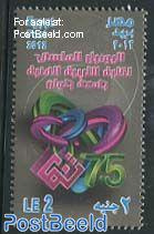 75 Years Art Faculty of Uni Helwan 1v