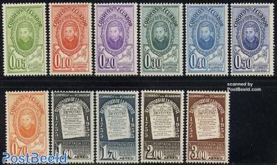 Printing in Ecuador 11v