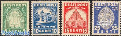 Pirita cloister 4v