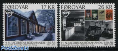 H.N. Jacobsens Book Shop 2v
