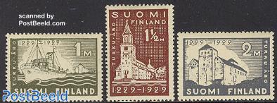Turku city 3v