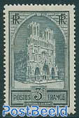 Reims cathedral 1v, Type I
