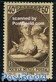 Postal museum 1v, Fragonard painting