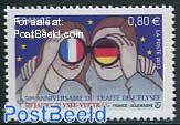 French-German co-operation 1v