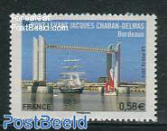 Pont Levant Jacques Chaban-Delmas 1v