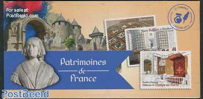 Heritage booklet