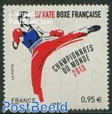 Savate boxing world championships 1v