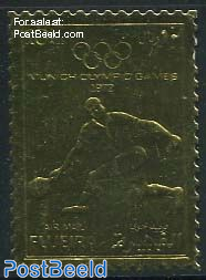 Olympic tennis 1v, gold