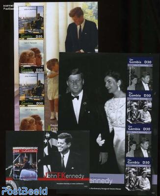 J.F. Kennedy 3 s/s