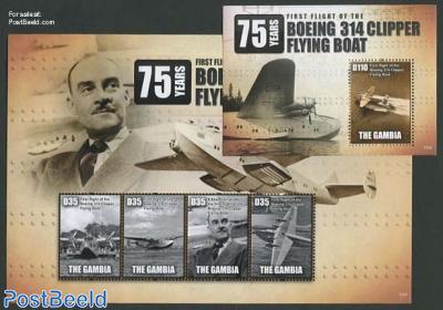 Boeing 314 Clipper Flying Boat 2 s/s