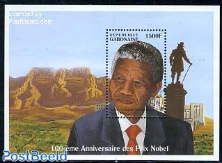 Nelson Mandela s/s