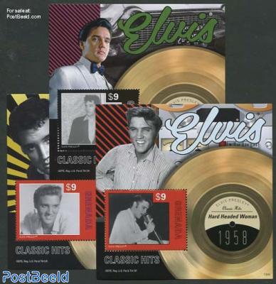 Elvis Presley 3 s/s