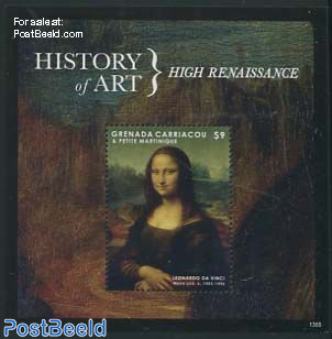 History of art, High Renaissance s/s