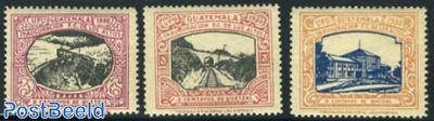 Los Altos railway 3v