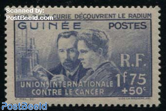 Pierre and Marie Curie 1v
