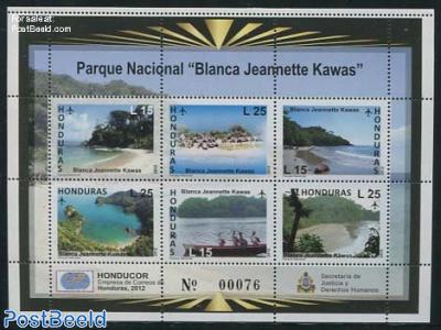 Blanca Jeanette Kawas park 6v m/s
